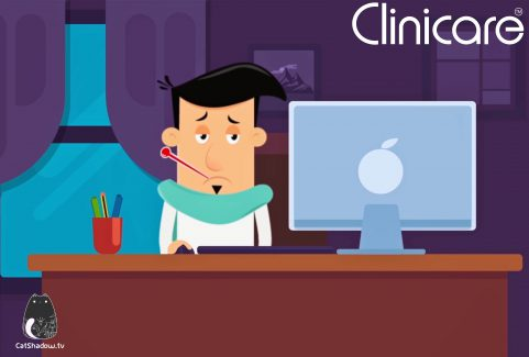 Clinicare Application mobile Promotion
