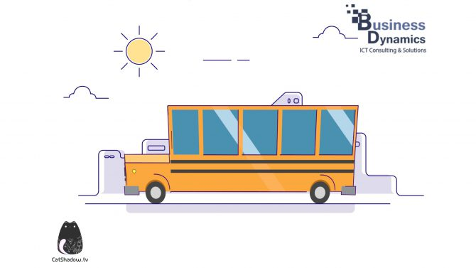 Application For Bus Child Video